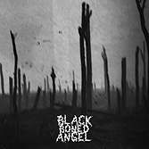 BLACK BONED ANGEL 'Verdun' Limited Vinyl LP (REPOSELP020)